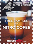 MetroDeal: Free Sample of Nitro Coffee