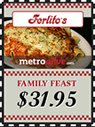 MetroDeal: Family Feast $31.95