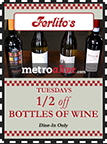 MetroDeal: Tuesdays 1/2 Off Bottles of Wine
