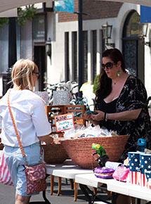 The Village Annual Sidewalk Sale July 28-29, 2017