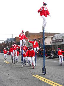 43rd Annual Santa Claus Parade