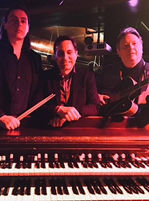 Music on The Plaza Presents Paul Carey Organ Group