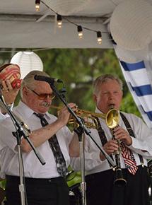 Music on The Plaza presents Tartarsauce Traditional Jazz Band