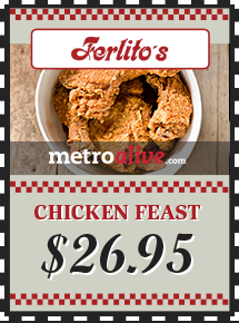 MetroDeal: Chicken Feast $26.95