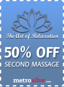 MetroDeal: 50% Off Second Massage