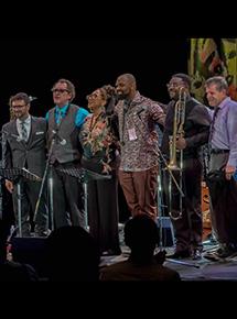 The Detroit Jazz Festival Allstar Generation Band