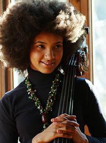 Detroit Jazzfest Artist in Resident Ensemble Esperanza Spalding