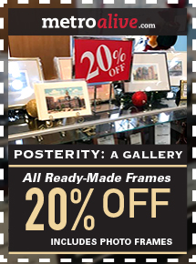 MetroDeal: 20% Off All Ready-Made Frames