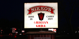 Nikko's Grecian Grill