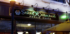 Sean O'Callaghan's Public House