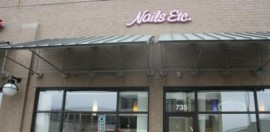 Nails, Etc. ::  East Maple