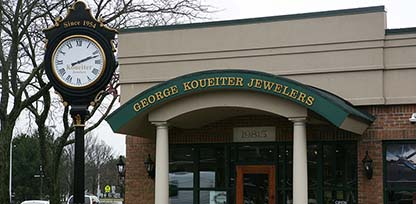 George Koueiter & Sons Jewelers