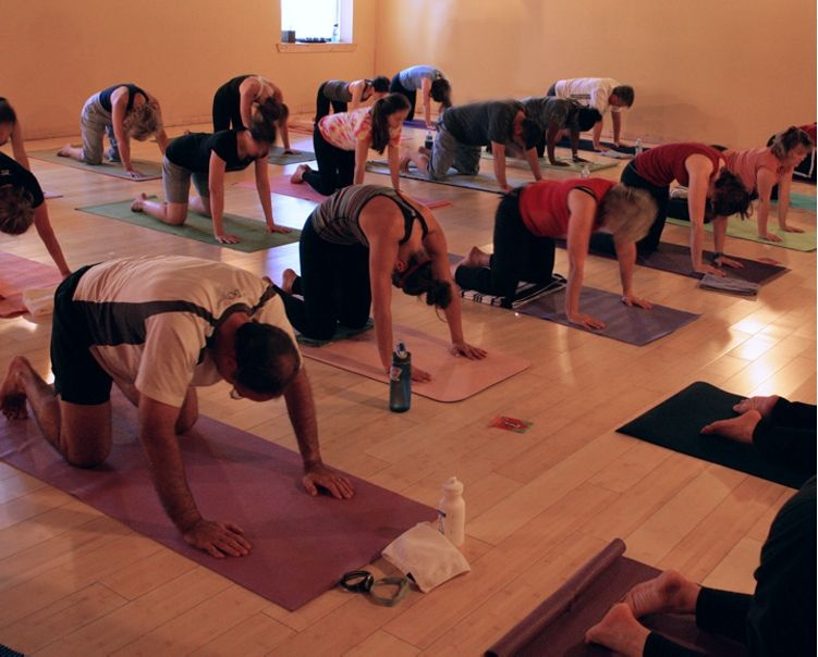 Flowing, Personal and Inclusive Yoga