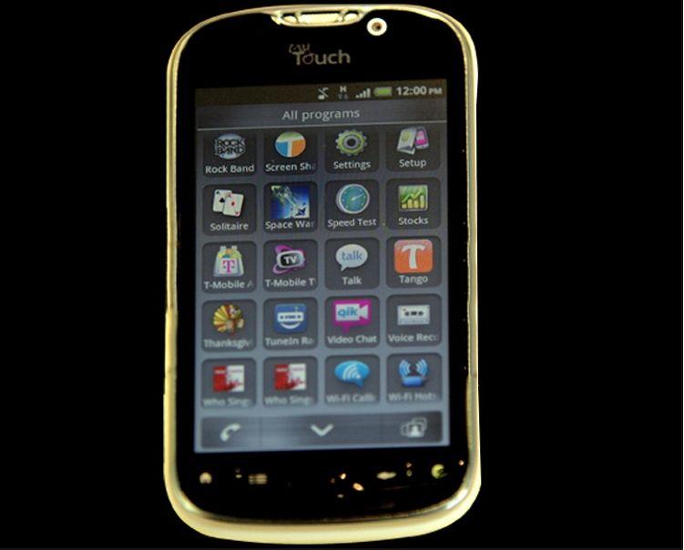 T-Mobile myTouch - Premium Smartphone