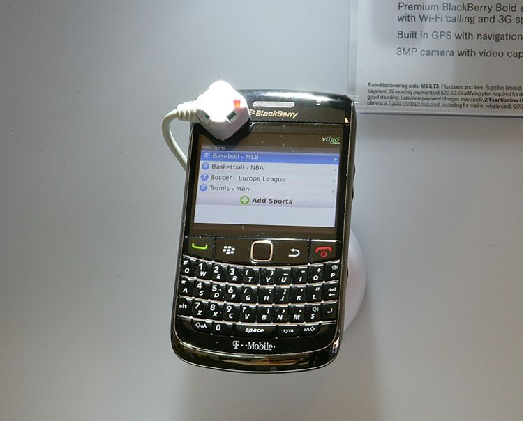 9780 Blackberry with 6.0 Operating System In Stock !