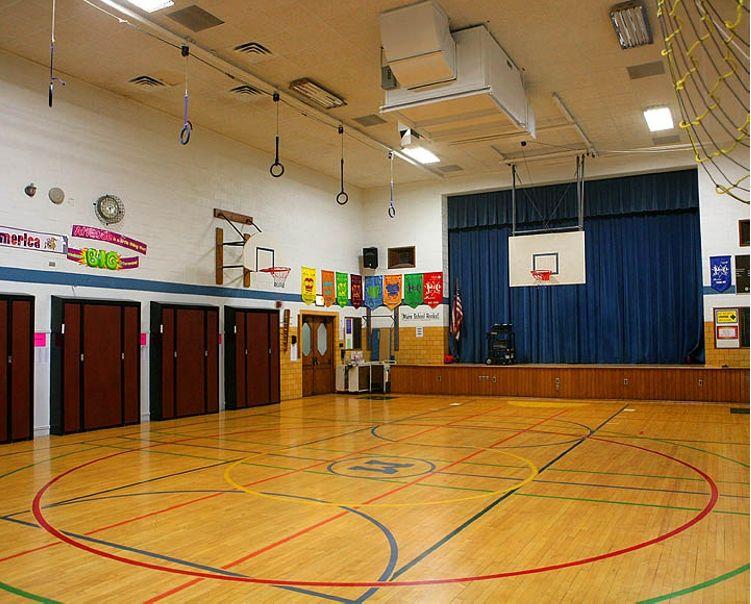 Maire Gymnasium