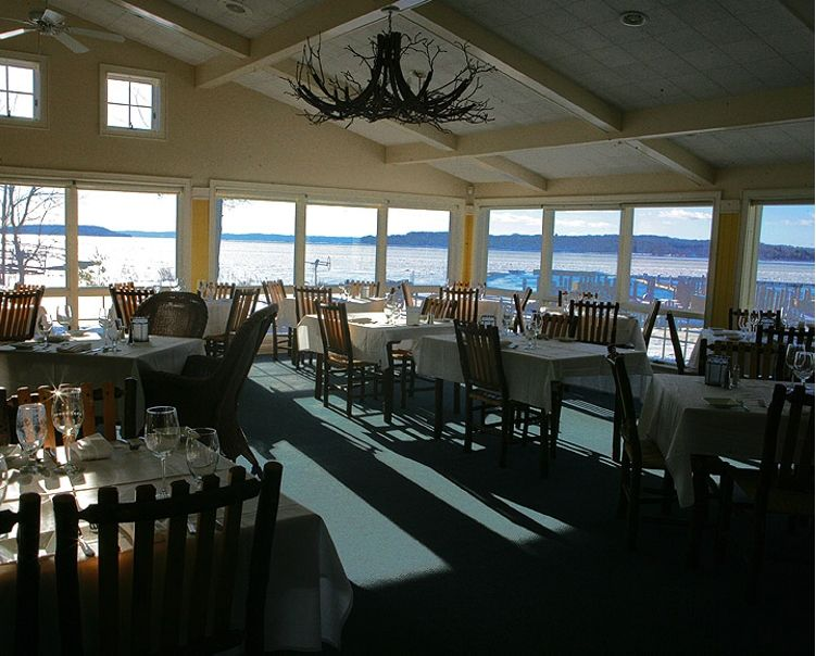 The Boathouse Restaurant Traverse City