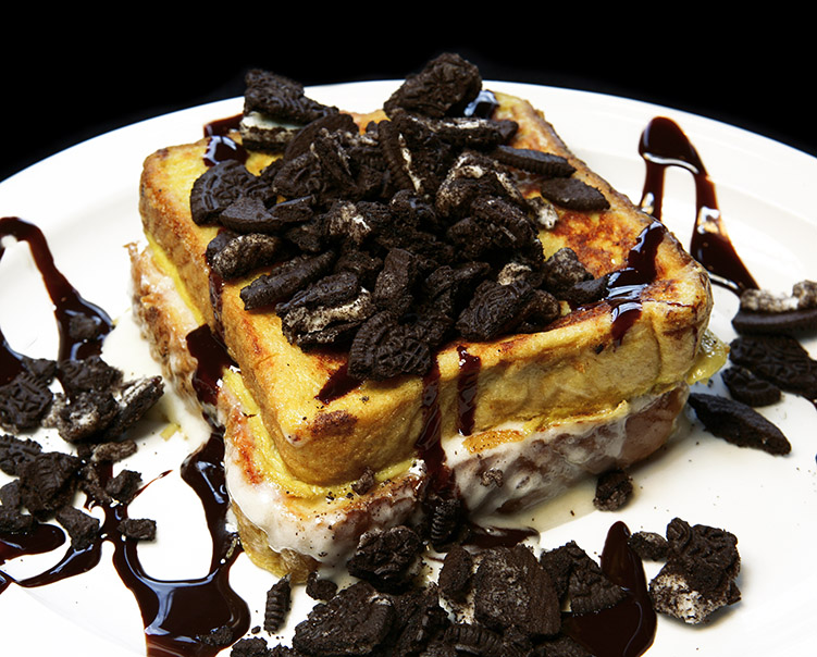 Oreo Stuffed French Toast Recipes — Dishmaps