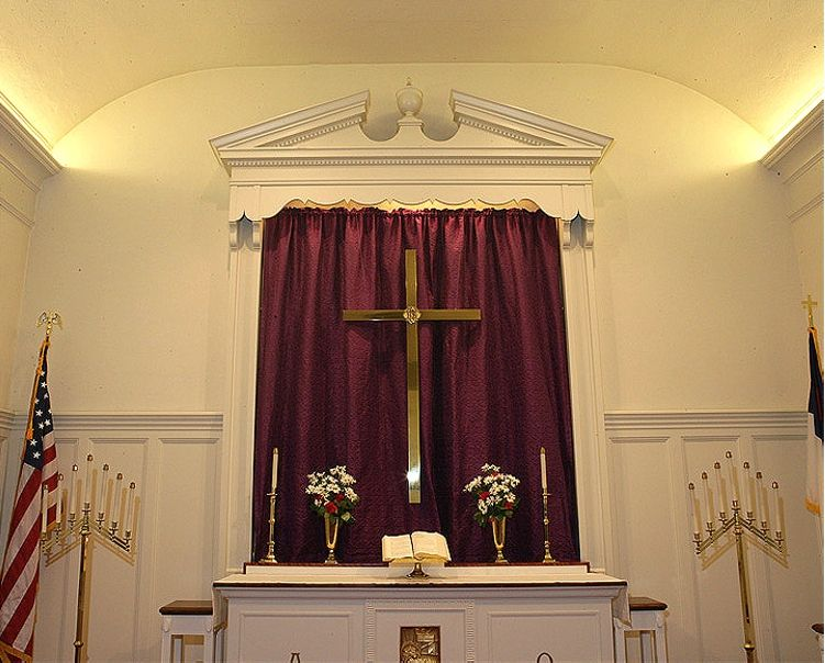 Lutheran Church of the Redeemer of Birmingham   Photo Gallery