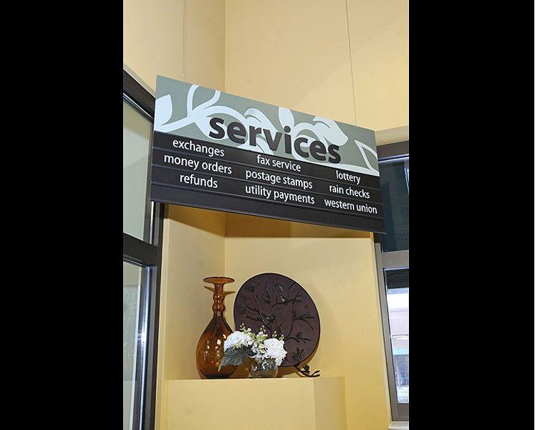 Numerous Convenience Services