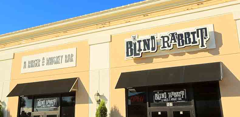 Blind Rabbit Jacksonville Beach Florida
