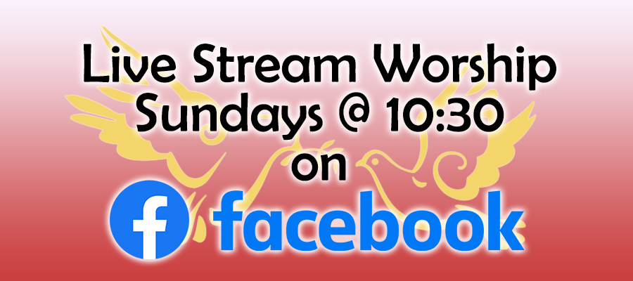 Live Stream Worship on Facebook