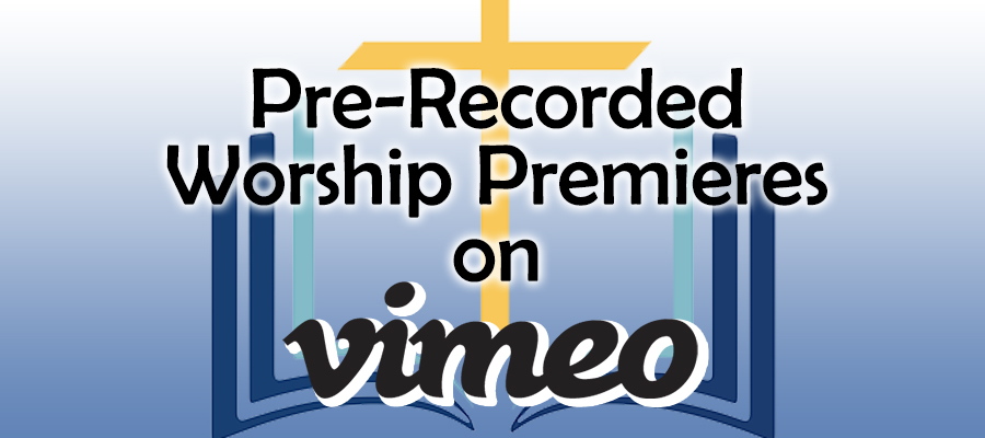 Worship on Vimeo